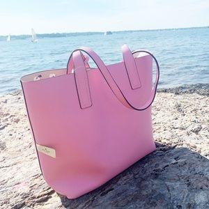 Kate Spade Reversible Mya Floral Ditsy Tote Bag